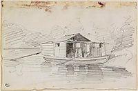 The Botin, 1855, daubigny
