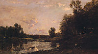 A june day, daubigny
