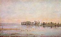 Morning, 1858, daubigny