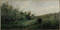Spring, 1857, daubigny
