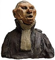 André-Marie-Jean-Jacques Dupin, Also Called Dupin the Elder (1783-1865), Deputy, Lawyer, Academician, 1832, daumier