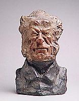 Baron Jacques-Antoine-Adrien Delort (1773-1846), General and Deputy, 1833, daumier