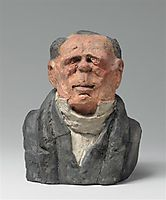 Benjamin Delessert, Industrial and MP, 1832, daumier