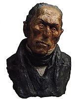 Bust of Francois-Pierre-Guillaume Guizot, 1833, daumier