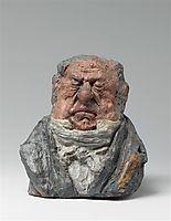 Claude Baillot, MP, 1832, daumier
