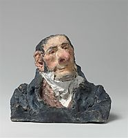 Count Antoine-Maurice-Apollinaire d-Argout (1782-1858), Minister and Peer of France, 1832, daumier