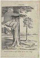 Dr. Veron, 1852, daumier