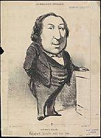 Emmanuel Arago, daumier