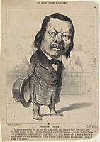 Ferdinand Flocon, 1849, daumier