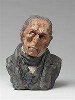 François-Pierre-Guillaume Guizot (1787-1874), Deputy, Minister and Historian, 1833, daumier
