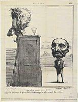 Glais Bizoin, 1869, daumier