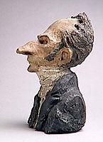 Jacques Lefévre (1777-1856), Banker and Deputy, 1833, daumier