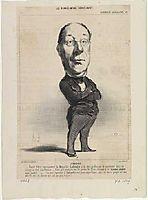 Laboulie, 1849, daumier
