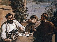 Lunch in the Country, 1868, daumier