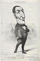 Theobald Lacrosse, 1849, daumier