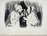 There is nothing like that for the common cold, it is worth gold, daumier