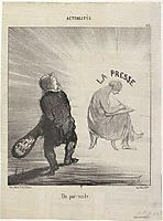 Thiers, daumier