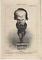 Victor Hugo, daumier