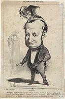 Volouski, 1849, daumier