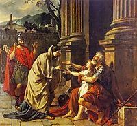Belisarius, 1781, david