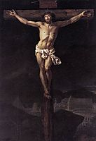 Christ on the Cross, 1782, david