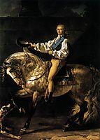 Count Potocki, 1781, david