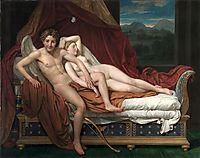 Cupid and Psyche, 1817, david