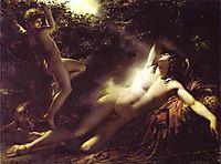 Endymion Asleep, 1793, david