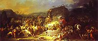 The Funeral of Patroclus, 1778, david