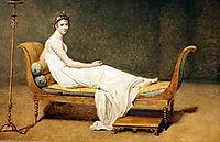 Madame Recamier, david