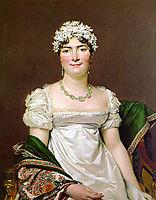 Portrait of Countess Daru, 1810, david