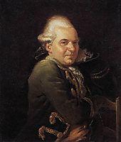 Portrait of Francois Buron, 1769, david
