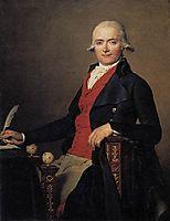 Portrait of Gaspar Mayer, 1795, david