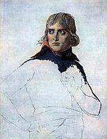 Portrait of General Bonaparte, 1797, david
