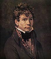 Portrait of Ingres, 1800, david