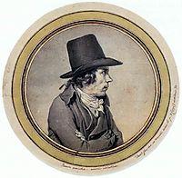 Portrait of Jeanbon Saint-Andre, 1795, david