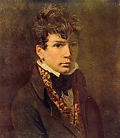 Portrait of the Young Ingres , david