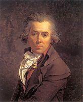 Self Portrait, 1791, david
