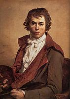 Self Portrait, 1794, david
