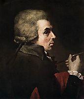 Self Portrait, c.1790, david