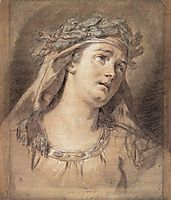 Sorrow, 1773, david