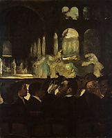 Ballet Scene from Robert la Diable (detail), 1872, degas