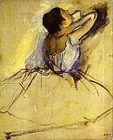 Dancer, 1874, degas