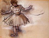 Dancer, c.1877, degas