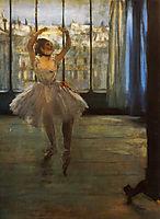 Dancer Posing, 1878, degas