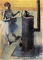 Dancer resting, c.1880, degas