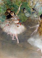 Dancers, c.1878, degas