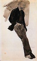 Edouard Manet Standing, c.1868, degas