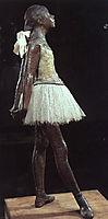 Little Dancer Fourteen Years Old, 1881, degas