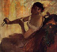 Rose Caron, c.1892, degas